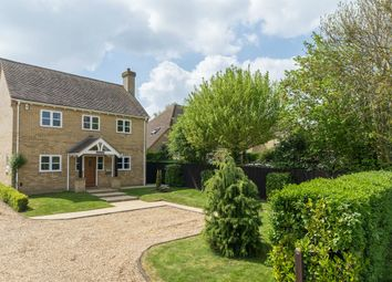 Thumbnail 4 bed detached house for sale in Thrapston Road, Ellington, Huntingdon