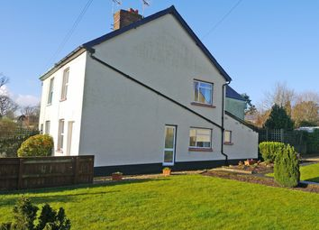 Thumbnail 2 bed semi-detached house for sale in Hele Road, Bradninch