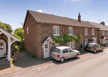 Thumbnail 3 bed end terrace house to rent in School Lane, Trottiscliffe, West Malling