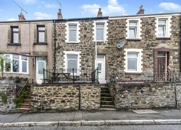 2 bed terraced house for sale in Evans Terrace, Mount Pleasant, Swansea SA1