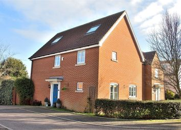 Thumbnail 6 bed detached house for sale in David Wright Close, Dunmow