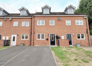 Thumbnail 3 bed town house for sale in Marsham Drive, Arnold, Nottingham