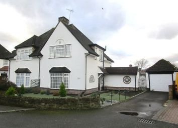 Thumbnail 3 bed semi-detached house for sale in The Croft, Heston, Hounslow, Middlesex