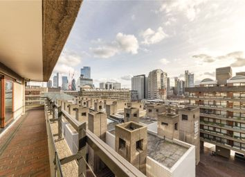 Frobisher Crescent, Barbican, London EC2Y. 3 bed flat