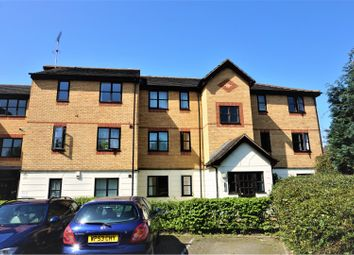 Thumbnail 1 bed flat for sale in Mullards Close, Mitcham