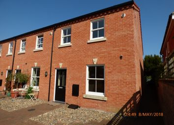 Thumbnail 3 bed end terrace house to rent in Aldred Court, Beccles