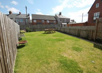 Thumbnail 3 bedroom semi-detached house for sale in Dobson Close, High Spen, Rowlands Gill
