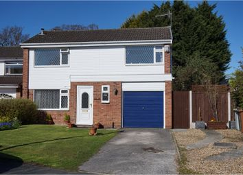 Thumbnail 4 bed detached house for sale in Donne Avenue, Spital