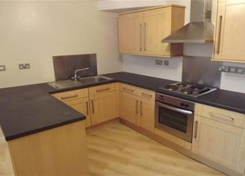 Thumbnail 1 bed flat to rent in Yeoman Street, Leicester