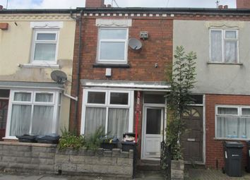 Thumbnail 2 bed terraced house to rent in Willes Road, Hockley, Birmingham