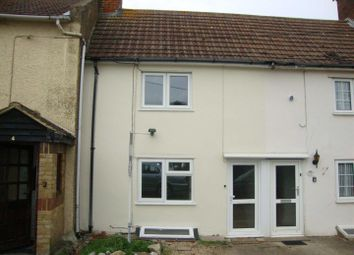 Thumbnail 2 bed terraced house to rent in Frenchs Row, Barrow Green, Teynham