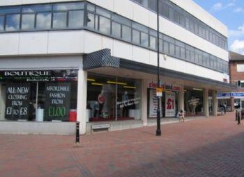 Thumbnail Retail premises to let in Princes Street, Stafford
