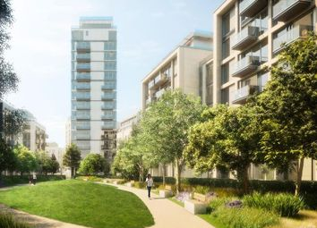 Thumbnail 1 bed flat to rent in Lillie Square SW6, London