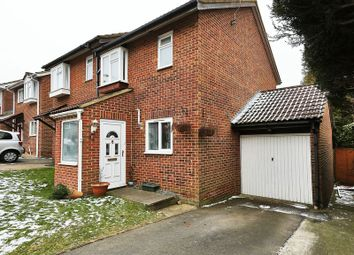 Thumbnail 2 bed semi-detached house for sale in Otford Close, Tollgate Hill, Crawley, West Sussex