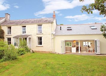 Thumbnail 3 bed detached house to rent in Coombe Terrace, Coombe Lane, Bissoe, Truro