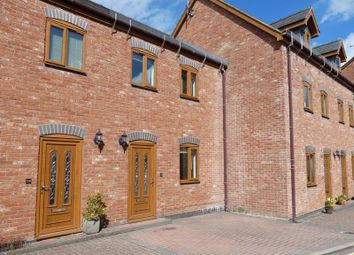 Thumbnail 2 bed town house for sale in Little Hereford Street, Bromyard