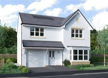 "Thumbnail 4 bed detached house for sale in ""Tait"" at Leander Crescent, Bellshill"