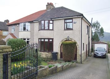 Thumbnail 3 bed semi-detached house to rent in Well Head Lane, Well Head, Halifax