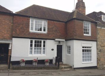 Thumbnail 3 bed cottage to rent in The Street, Ightham, Sevenoaks