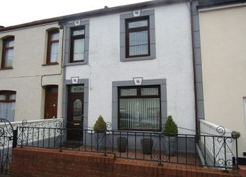 Thumbnail 3 bed terraced house for sale in Heol Eglwys, Coelbren, Neath, Neath Port Talbot.