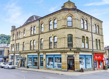 Thumbnail 1 bed flat for sale in Albert Street, Hebden Bridge