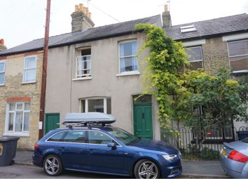 Thumbnail 3 bed terraced house for sale in Cyprus Road, Cambridge