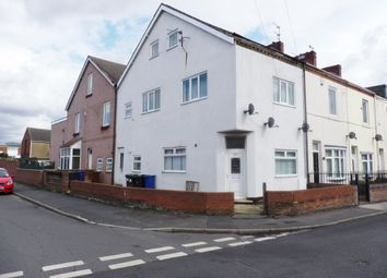 Thumbnail 2 bed flat for sale in High Street, Thurnscoe