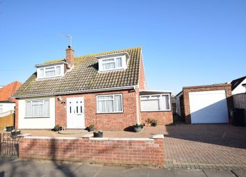 Thumbnail 3 bed property for sale in Edison Road, Holland-On-Sea, Clacton-On-Sea