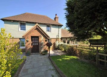 Thumbnail 5 bed detached house for sale in Station Road, Smeeth, Ashford