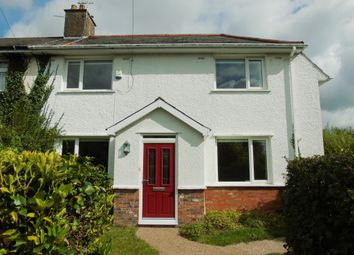 Thumbnail 3 bed semi-detached house for sale in Chaucer Close, Penarth