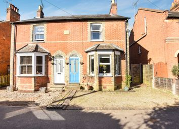 Thumbnail 3 bed semi-detached house to rent in Parkside Road, Sunningdale, Ascot