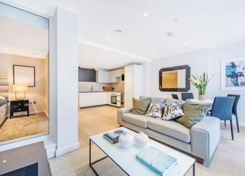 Thumbnail 1 bed flat for sale in The Merchant Building, 38 Wharf Road, London