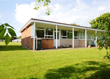 Thumbnail 2 bedroom lodge for sale in Links Road, Mundesley, Norwich