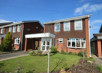 Thumbnail 3 bed detached house for sale in Old Barn Close, Gnosall, Stafford
