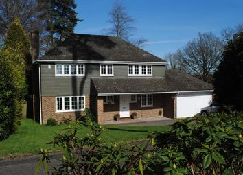 Thumbnail 4 bed detached house to rent in Armitage Court, Ascot