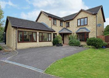 Thumbnail 4 bed detached house for sale in Beckside, Flockton, Wakefield, West Yorkshire