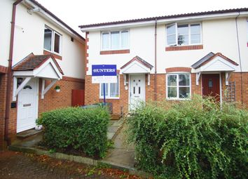 Thumbnail 1 bed end terrace house for sale in St Peters Close, Swanscombe