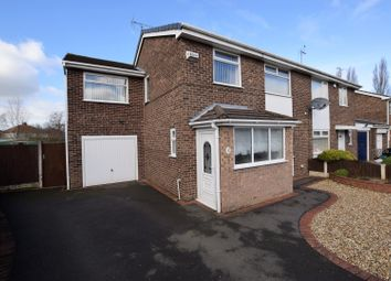 Thumbnail 4 bed semi-detached house for sale in Strawberry Green, Whitby