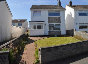 Thumbnail 3 bed property for sale in Llainfain, Holyhead
