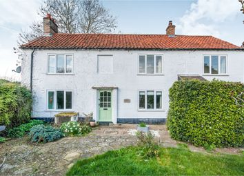 Thumbnail 3 bed detached house for sale in Church Lane, Northwold, Thetford