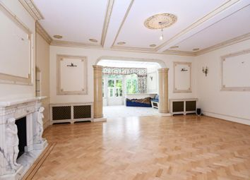 Thumbnail 6 bedroom flat to rent in Heath Drive, Hampstead