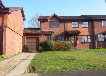 Thumbnail 2 bed semi-detached house to rent in Highclere, Burpham, Guildford