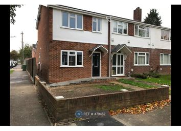 Thumbnail 2 bed end terrace house to rent in Cheyne Way, Farnborough