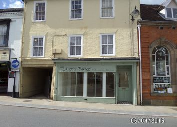 Thumbnail 1 bed flat to rent in Market Place, Bungay