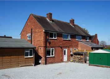 Thumbnail 3 bed semi-detached house for sale in Long Meadow, Shrewsbury