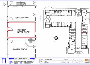 Thumbnail Retail premises to let in The Royal Arcade, Unit 27, Boscombe, Bournemouth