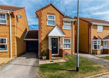 Thumbnail 3 bed link-detached house for sale in Orchid Close, Little Thetford, Ely
