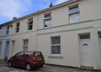 Thumbnail 3 bed terraced house for sale in Springfield Road, Plainmoor, Torquay, Devon