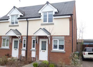 Thumbnail 2 bed semi-detached house for sale in Farndon Rise, Withington, Hereford