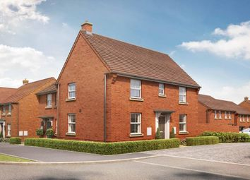 "Thumbnail 3 bed semi-detached house for sale in ""Hadley"" at Tingewick Road, Buckingham"